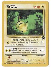 Pikachu Rare Pokémon Individual Cards