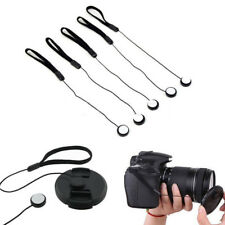 New 5* Anti-lost Camera Lens Cap Holder Keeper Lanyard Strap Protection Rope
