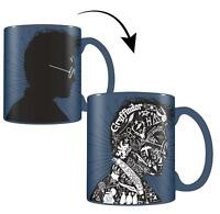 Harry Potter Thermoeffekt Tasse - Magic Portrait Kaffeebecher Farbwechsel Becher