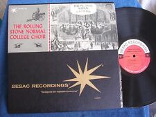 The Rolling Stone Normal College Choir/Jazz Vocals + Sax/DG/Sesac N 3701-02/M-