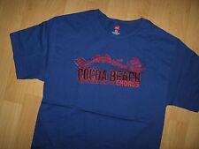 Cocoa Beach Chorus Tee - Florida USA High School Choir Music Club T Shirt Medium
