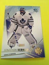 Jonathan Bernier  Maple Leafs 2015-2016 SP Authentic #65