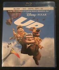 Up 5 Disc 3d Bluray Dvd Digital Brand New Still Sealed