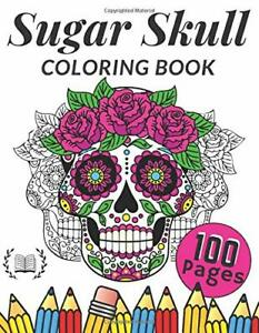 Tattoo Adult Colouring Book Stress Relief Therapy Mind Relaxing Fun Colour Books