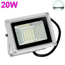 20W LED Flood Light Cool White Outdoor Garden Yard Spot Lamp Waterproof 12V