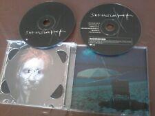 RAMMSTEIN SEHNSUCHT 2-CD ,Bonus Live CD (Melbourne Australia) Rare