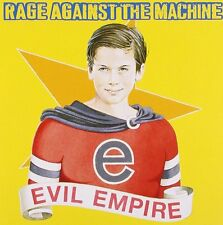 RAGE AGAINST THE MACHINE - EVIL EMPIRE: CD ALBUM (1996)