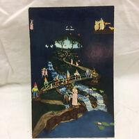 Vintage Postcard Snow White Not Used