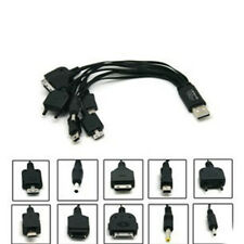10 in 1Charger USB Cable for iPod Motorola Nokia Samsung LG Sony Ericsson Cables