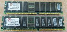 Kingston KTD-PE2650/1G KTD-PE2650/2G 3GB (1 x 1GB, 1 x 2GB) DDR Memory Module