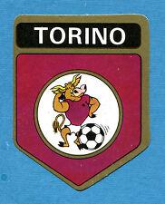 CALCIATORI PANINI 1972-73-Figurina-Sticker n. 340 - SCUDETTO - TORINO -Rec