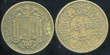ESPAGNE  1 pesetas 1944