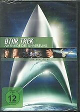 Star Trek 05 Am Rande des Universums DVD NEU OVP Sealed Remastered Deut. Ausgabe