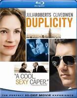 Duplicity Blu-ray Disc Julia Roberts, Clive Owens - NEW