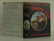 ERLE STANLEY GARDNER The Case of the Turning Tide INSCRIBED FIRST EDITION