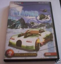 GLACIER gioco pc originale corse completo ITA PAL game