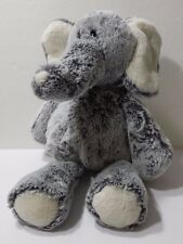 Mary Meyer Plush Elephant Soft Stuffed Animal Floppy Toy Grey Child