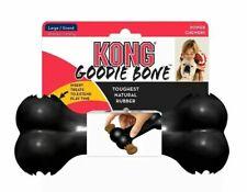 KONG Extreme Goodie Bone Tough Rubber Dog Chew Treat Dispenser Fun Toy LARGE