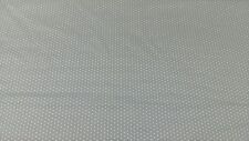 Moda New Fabric PURE by Sweetwater Muted Teal Blue Cream Dots 5436-16 BTY Yard
