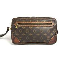 Louis Vuitton monogram Maruridoragon'nu GM M51825 handbag clutch bag pou (317-5