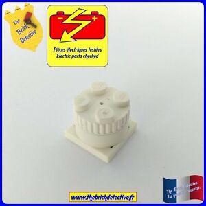 LEGO® Space 4774c02 Siren 9V Espace 2 Sons 2x2x1 1/3 (1986-1994)