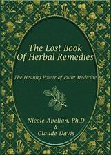 The Lost Ways &The Lost Book of Herbal Remedie by Claude Davis ⚡⚡Fast Delivery⚡⚡