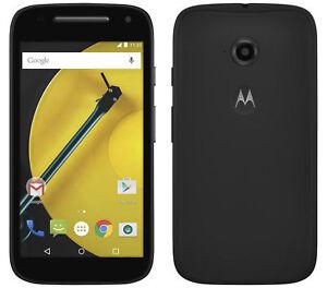 Motorola MOTO E - 8GB - Black (Verizon) Smartphone