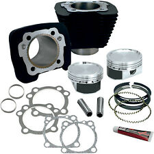 S&S XL883 to 1200 Black Conversion Kit for Harley Davidson Sportsters (1986-Up)