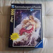 Contemporary Jigsaw Puzzle Ravensburger 1000 Enchanting Angel