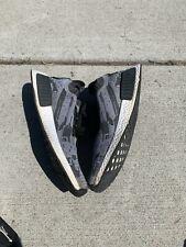 Adidas Nmd R1 Grey Camo Size 9.5