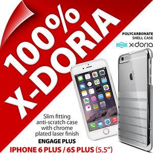 """X-Doria Engage Plus Case Hard Slim Case for Apple iPhone 6 / 6S PLUS (5.5"""")"""