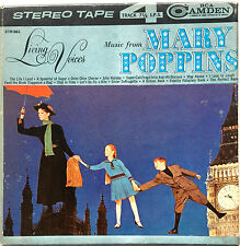 "VINTAGE REEL TO REEL TAPE ""MUSIC FROM MARY POPPINS"" RCA 4 TRACK STEREO 7 1/2 IPS"