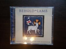 Behold The Lamb Songs of Worship for the New Millennium Worship CD used