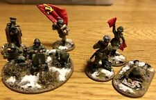 Expertly Painted 28mm Russian ((Winter) WW2 Army
