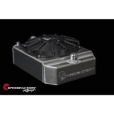 SpeedFactory Universal Aluminum Race Radiator Honda Acura 92+ Civic 94+Integra