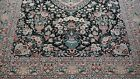SINO CHINESE FLORAL HAND KNOTTED WOOL SUPERB QUALITY ORIENTAL RUG  4 x 6.3