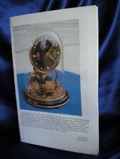 Instruction Booklets 4 Schatz JUM/7 400 Day Anniversary Clock Suspension Spring