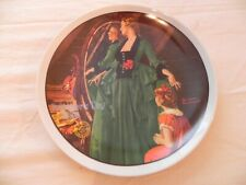 "Norman Rockwell Plate ""Grandma's Courting Dress"" Rockwell's Mother's Day 10671D"