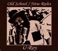 U-ROY - OLD SCHOOL/NEW RULES THE JUNGLE DUB EXPERIENCE 2  CD NEW!