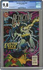 Detective Comics #644 CGC 9.8 1992 3791023011