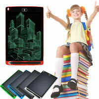 8.5'' inch Digital LCD Writing Drawing Tablet Pad Graphic Boards Notepad Pad l