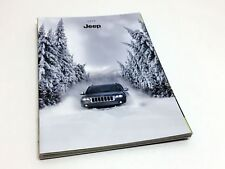 2013 Jeep Grand Cherokee SRT Wrangler Patriot Compass Full Line Brochure