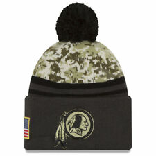 NEW ERA NFL Salute To Service Mütze Beanie Washington Redskins *NEU* One Size