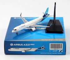 1:400 JC Wings Air Transat Diecast Models Airbus A321NEO XX4183 C-GOIF Aircraft