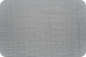 Shannon Fabrics Embrace Double Gauze - Silver - by the yard