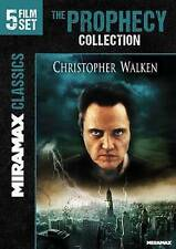 The Prophecy Collection 1 2 3 4 5 NEW SEALED 5 FILM SET HORROR SCI-FI WALKEN