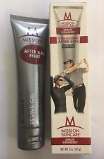 Mission Skincare Ultra-Soothing After-Sun Revive Gel 3oz Brand New