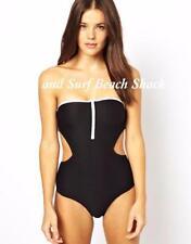Bandeau Polyester Monokinis Swimwear for Women