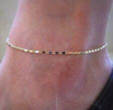 Chain Women Anklet Bracelet Sexy Gold Snake Ankle Bracelet