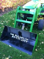 Front end loader for john deere